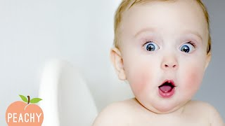 [24 Minutes] To Make You Smile | Baby Moments 4 | Peachy