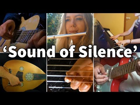Who Played It Better: The Sound of Silence (Oud, Guitar, Piano, Flute, Electric Guitar)