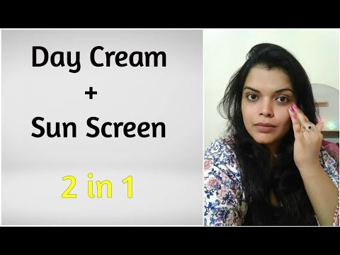 BEST FAIRNESS / DAY CREAM FOR SUMMERS - OLAY NATURAL WHITE REVIEW IN HINDI