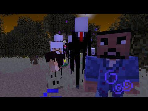 Minecraft Xbox - MODDED Slenderman - Hide and Seek