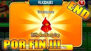Monster Legends - Fairy Tales Island Little Red Furry Cap |END