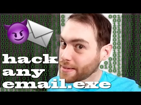 Hack Any Email (parody)