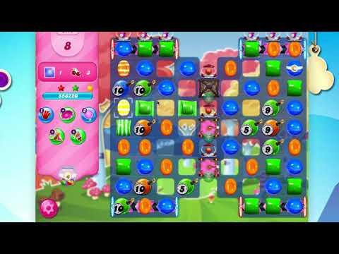 Candy Crush Saga Leve; 3174  No Booster
