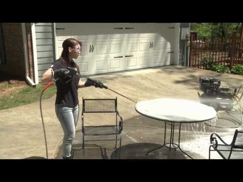 How To Pressure Wash Using Zep Commercial All-In-1 Premium Concentrate