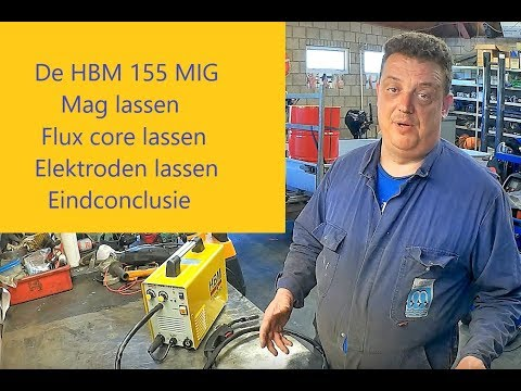 De HBM 155 mig  Eindconclusie!!!