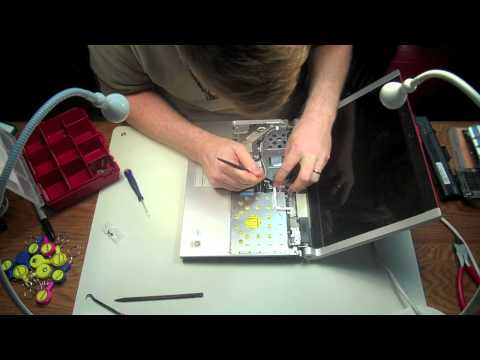 Dell XPS Slot Drive CD-ROM Replacement