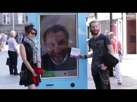Vodafone Live Comedy Screen with Jason Byrne | #VCF17