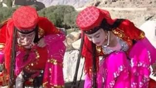 Tajiks of China(Aryan people)
