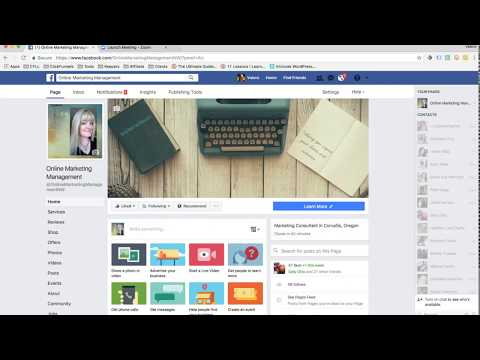How to Edit or Remove Services From Your Facebook Business Page