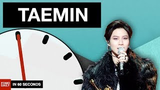 Taemin • In 60 Seconds
