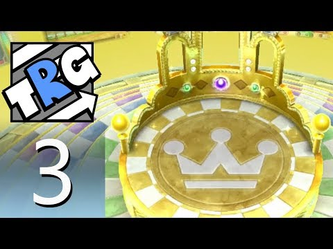 Wii Party U – Minigame Mode 3: Battle of the Minigames