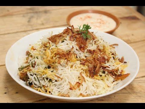 Mix Vegetable Biryani With Burani Raita | Majha Kitchen | Sanjeev Kapoor Khazana