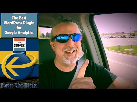 Ken Drives: The Best WordPress Plugin for Google Analytics