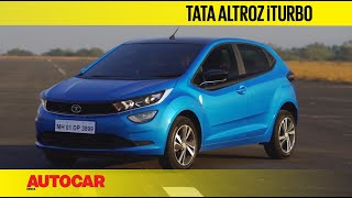 2021 Tata Altroz iTurbo - The sporty Altroz is here! | First Look | Autocar India