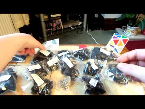 VeryPuzzle Unboxing: Void Truncated Icosidodecahedron DIY Kit & an Obscure Maze