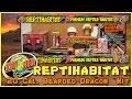 Zoo Med 20 Gallon ReptiHabitat™ Bearded Dragon Kit