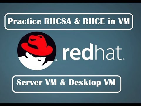 How to setup RHCSA &  RHCE Lab  in centos 7,  Redhat 7