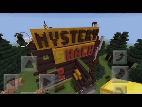 Minecraft PE: Gravity Falls Mystery Shack Tour