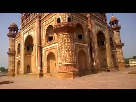 Safdarjung Tomb  - New Delhi HD