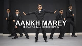 Aankh Marey | Simbaa | Ranveer Singh | Kids Dance | Deepak Tulsyan Choreography | G M Dance