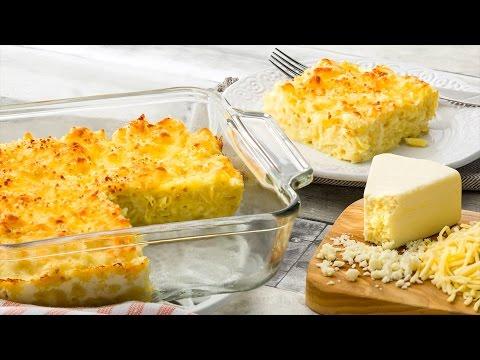 Oven Baked Cheese Macaroni