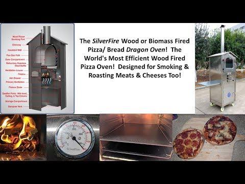 SilverFire Pizza and Bread Oven