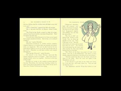 The Wonderful Wizard of Oz - L Frank Baum - Chapter 02