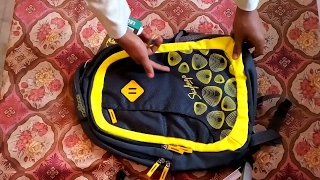 Amazon Products - Skybags Leo 26 casual backpack Unboxing