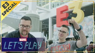 Marvel's E3 2019 Recap: An interview with the Marvel Games team!