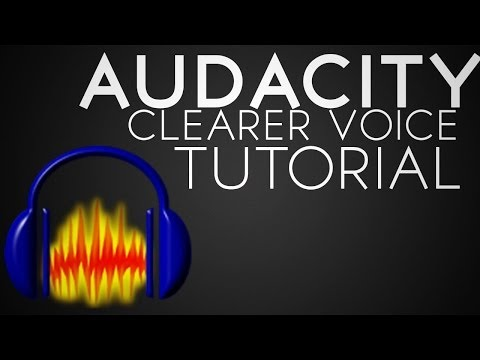 Make Your Voice Sound Better in Audacity!