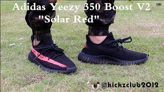 adidas Yeezy Boost 350 V2 Red BY9612 43einhalb sneaker store