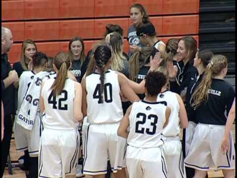 Girls Basketball - White Bear Lake vs Roseville - 1/20/17