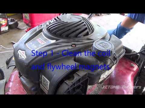 Will it Run? Ep.1 Craftsman Push Mower With A Briggs 550EX Engine