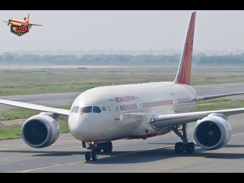 #29: 787 DREAM)LINER TRIP REPORT | Air India flight AI401 | New Delhi to Kolkata