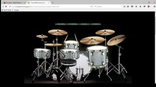 Zucchero - Baila Morena (Drum Cover // virtualdrumming.com)