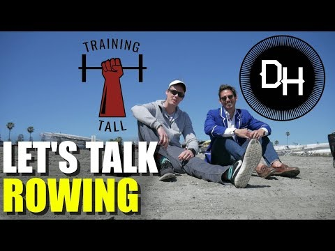 Benefits of Rowing (ft. Dark Horse Rowing)