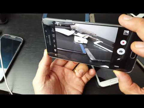 Galaxy Note 5: How to Use Camera Voice Control : Say Shoot, Cheese, Capture, Smile, Record Video!