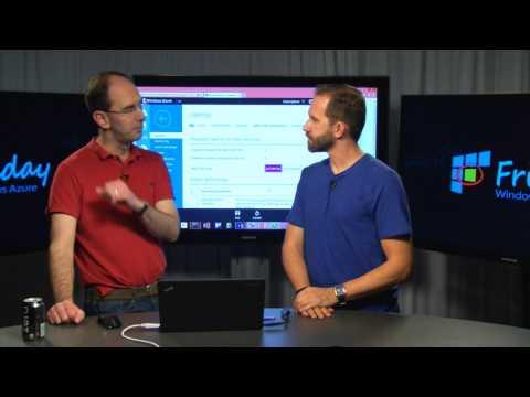 Scott Guthrie demos Windows Azure Active Directory in the Cloud
