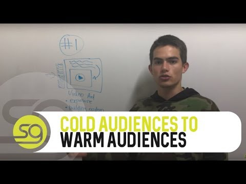 Converting Cold Audiences To Warm Audiences Using Facebook Ads