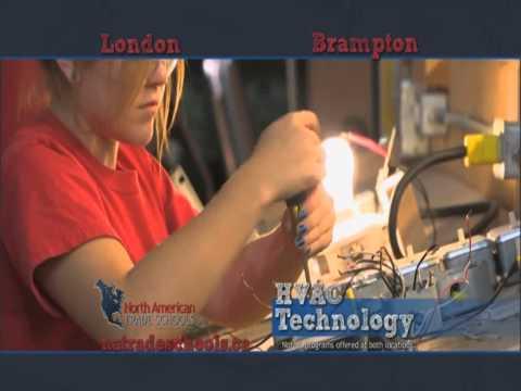 HVAC Training @ North American Trade Schools Brampton