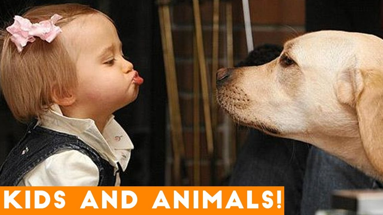 Ultimate Funniest Kids and Pets Compilation of 2018 | Funny Pet Videos