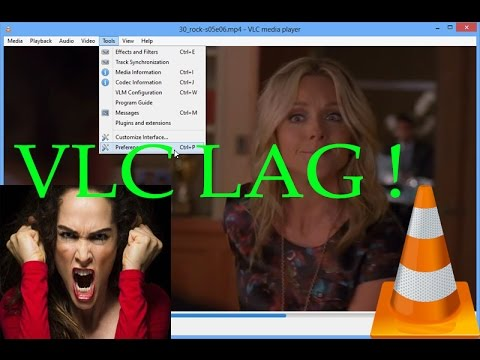 VLC Video Lag Solved Watch In {HD}