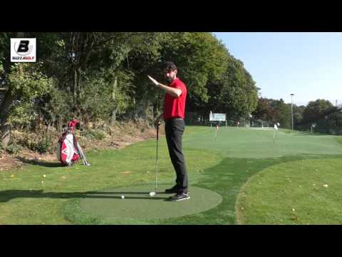 Correct posture for your golf swing