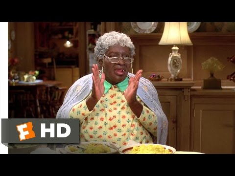 The Nutty Professor (10/12) Movie CLIP - Relations (1996) HD