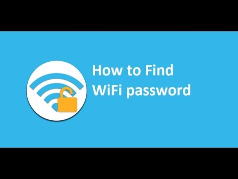How to find your WI-FI password on Mac OS