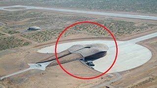 El INQUIETANTE EXPERIMENTO de GOOGLE en el desierto de NUEVO MEXICO (REVELADO) SKYBENDER