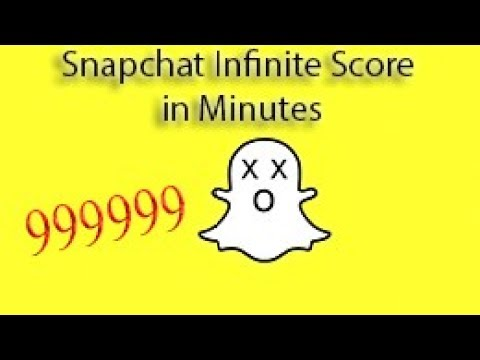 How to increase Snapchat Score in minutes 2018