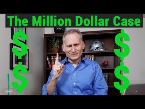 The Million Dollar Lawsuit – Chicago personal injury lawyer