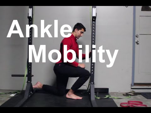 How to test Ankle Mobility and Improve it