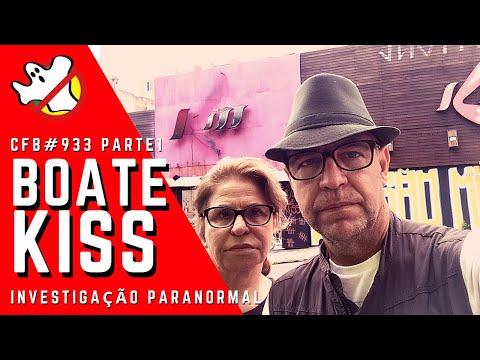 Boate Kiss Investigação Paranormal - Caça Fantasmas Brasil - #933 Parte 1